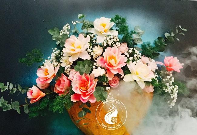 """Canh giò heo """"trăm hoa đua nở"""" của bà mẹ U50 trổ tài khiến chị em trầm trồ không ngớt, chỉ muốn để ngắm chẳng nỡ ăn - Ảnh 6."""