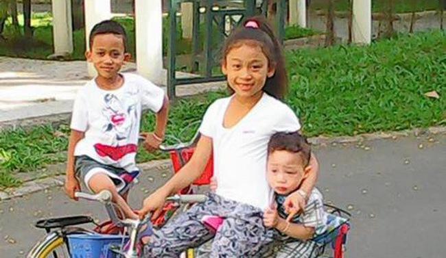 Những cặp mẹ Việt lấy chồng châu Phi sinh con ra ai nhìn màu da cũng ngỡ ngàng, có nhà 3 con 3 màu da khác nhau - Ảnh 8.