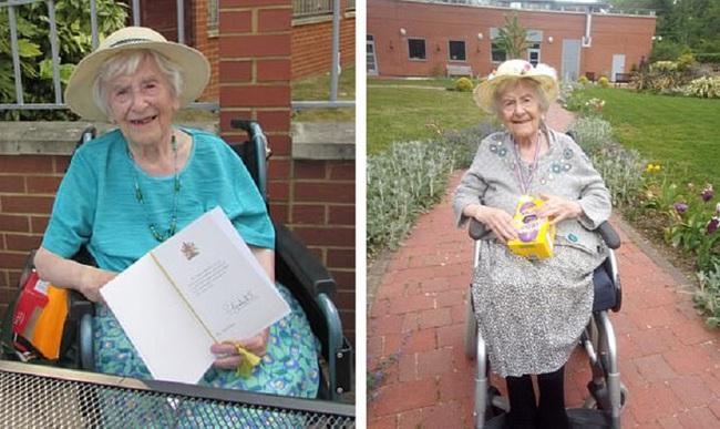 Cụ bà 107 tuổi sống sót qua đại dịch cúm Tây Ban Nha và bí quyết vượt qua Covid-19 chỉ nhờ vào 1 quả cam tươi mỗi ngày - Ảnh 1.