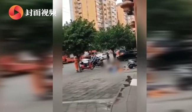 Thảm kịch của một gia đình: Nữ sinh 15 tuổi tự tử bằng cách nhảy từ tầng 25, người bố cố gắng níu con lại cũng bị rơi theo - Ảnh 2.