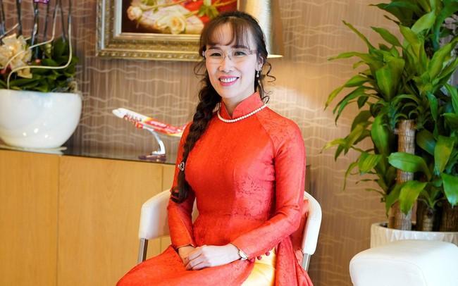 5 nữ doanh nhân lừng danh trên thương trường Việt: Toàn gương mặt quen với loạt dấu ấn sự nghiệp đáng nể! - Ảnh 3.