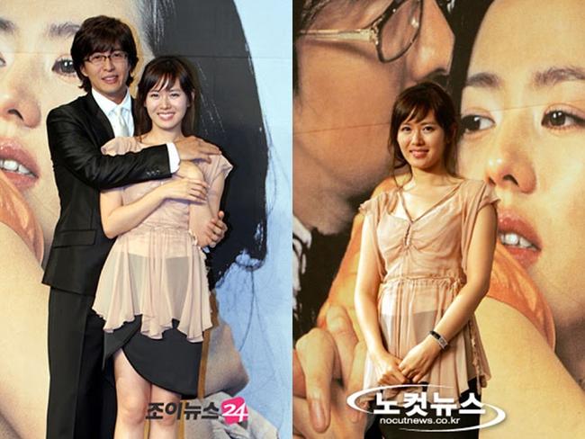 Phim 18+ năm 23 tuổi của Son Ye Jin gây bão vì cảnh nóng quá thật, nữ chính ngoại tình khi chồng đang nằm viện chờ chết - Ảnh 4.