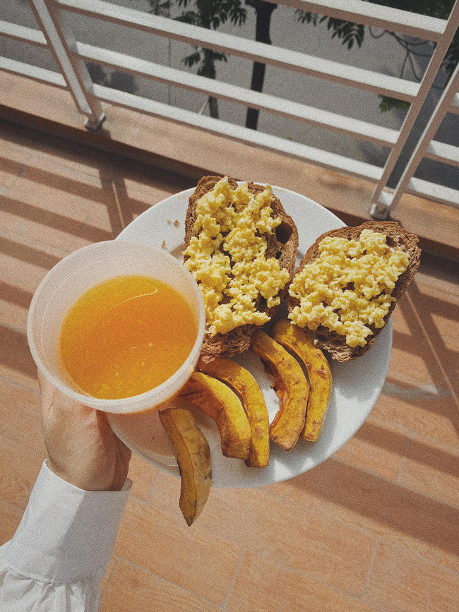 Bỏ ăn sáng kiểu truyền thống, từ bụng  - Ảnh 6.