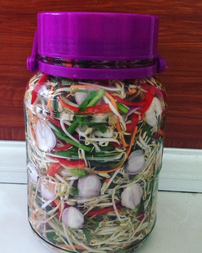 9x Sài Gòn chia sẻ loạt công thức làm các món muối chua ngon đẹp xuất sắc khiến cộng đồng mạng rần rần dậy sóng - Ảnh 7.