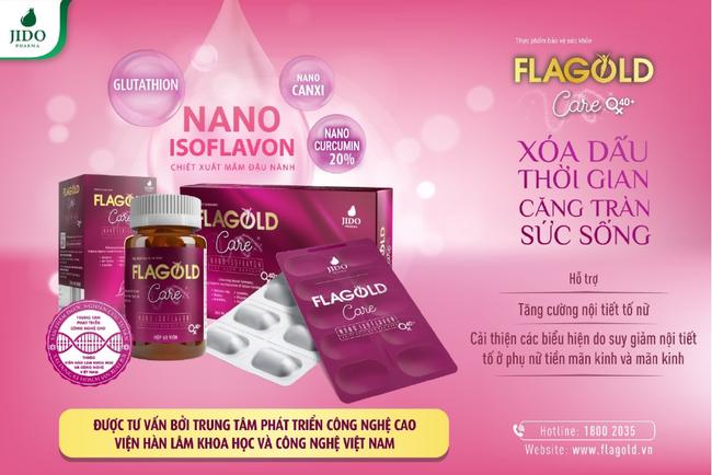 """Nano Isoflavon chiết xuất mầm đậu nành, cứu cánh cho """"chuyện yêu"""" lúc xế chiều - Ảnh 3."""