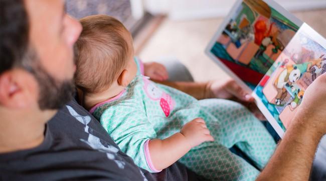 Những điều tuyệt vời giờ đọc sách trước khi đi ngủ tác động tới giấc ngủ của trẻ nhỏ  - Ảnh 1.