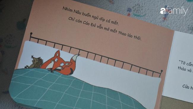 Những điều tuyệt vời giờ đọc sách trước khi đi ngủ tác động tới giấc ngủ của trẻ nhỏ  - Ảnh 8.