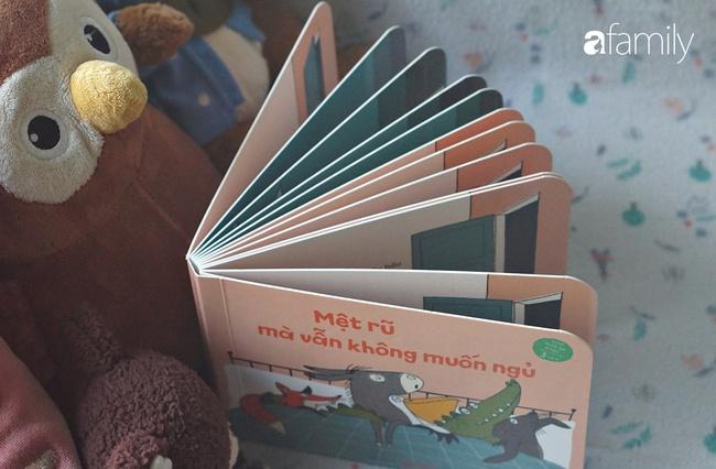 Những điều tuyệt vời giờ đọc sách trước khi đi ngủ tác động tới giấc ngủ của trẻ nhỏ  - Ảnh 11.