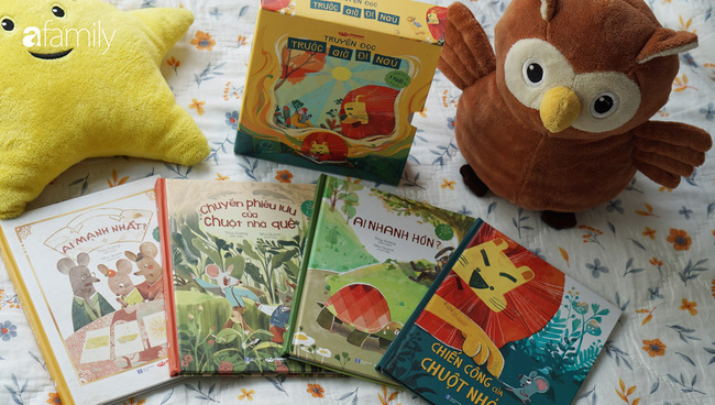 Những điều tuyệt vời giờ đọc sách trước khi đi ngủ tác động tới giấc ngủ của trẻ nhỏ  - Ảnh 2.