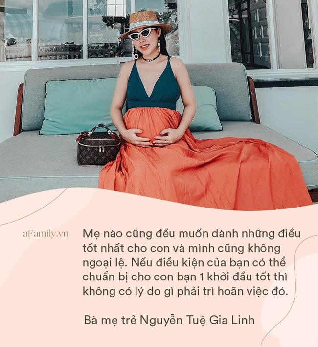 Mẹ Hà Nội mua đồ sơ sinh cho con xếp đầy một gian phòng, tính sương sương hết 30 triệu khiến ai nhìn cũng choáng  - Ảnh 5.