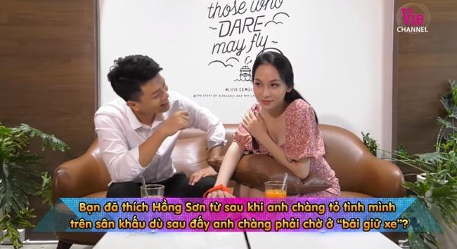 """""""Người ấy là ai"""": Nữ chính chuyển giới Hà An và chàng bác sĩ Hồng Sơn tình cảm tới mức làm bể cả ly - Ảnh 2."""