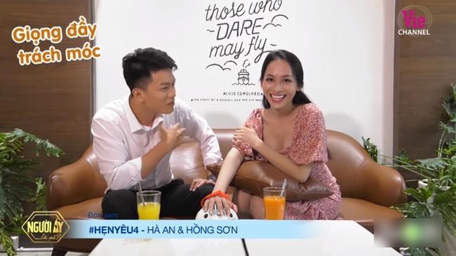 """""""Người ấy là ai"""": Nữ chính chuyển giới Hà An và chàng bác sĩ Hồng Sơn tình cảm tới mức làm bể cả ly - Ảnh 3."""