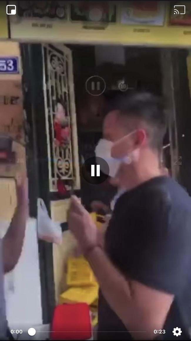 Xuất hiện clip tiết lộ lý do Lưu Đê Ly bị đánh, hóa ra người gây gổ trước là Huy DX - Ảnh 3.