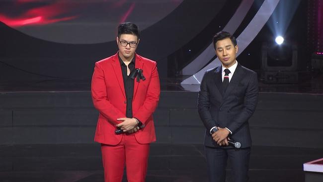"""Bảo vệ thí sinh có giọng hát """"khủng"""", Đức Huy không ngại """"bẻ"""" Giang Hồng Ngọc trên sóng truyền hình  - Ảnh 7."""