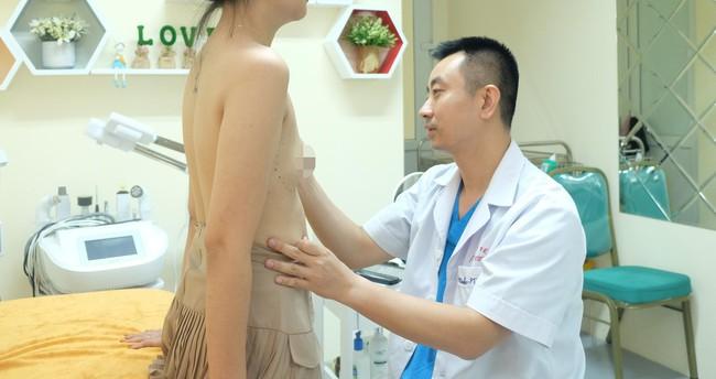 Nữ bệnh nhân 24 tuổi với thân hình giống nam giới