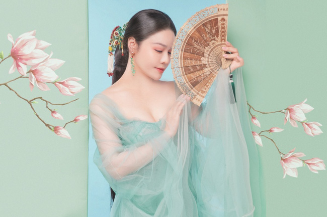 """Sau khi nhận giải thưởng lớn với """"Tiếng sét trong mưa"""", Nhật Kim Anh lại làm mỹ nữ cổ trang đẹp mê đắm - Ảnh 7."""