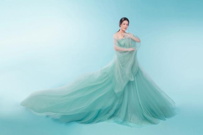 """Sau khi nhận giải thưởng lớn với """"Tiếng sét trong mưa"""", Nhật Kim Anh lại làm mỹ nữ cổ trang đẹp mê đắm - Ảnh 2."""