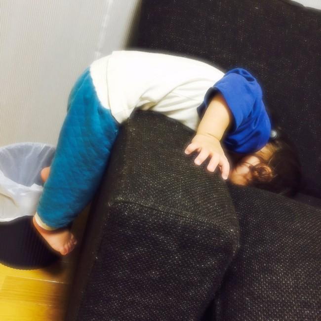 """Những tư thế ngủ có """"thần thái đỉnh cao"""" của các bé, xem xong ai nấy cười té ghế - Ảnh 6."""
