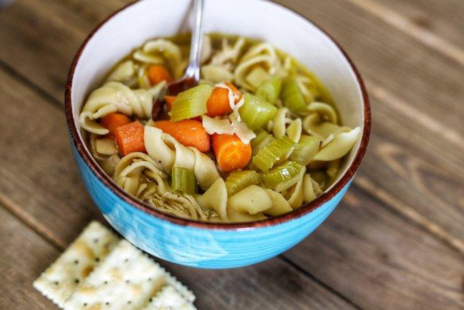 11 thực phẩm tốt nhất giúp tăng cường hệ thống miễn dịch cho trẻ mới biết đi - Ảnh 5.