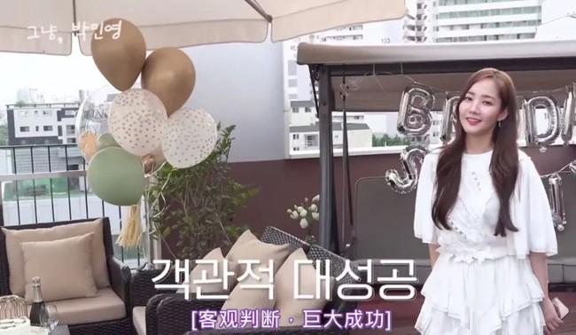 """Hình ảnh làm nội trợ hiếm hoi của """"tình cũ Lee Min Ho"""" Park Min Young gây bất ngờ - Ảnh 2."""