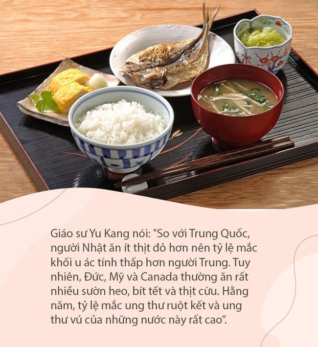 7 loại thực phẩm luôn có trên bàn ăn của người Nhật và thói quen ăn uống giúp họ sống lâu - Ảnh 4.