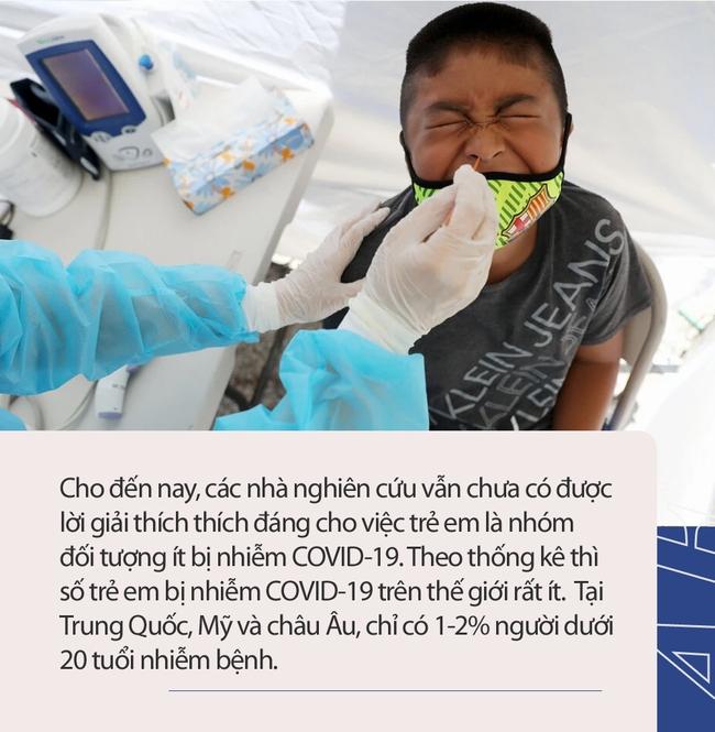 Trẻ nhiễm Covid-19 có thể mang lượng virus gấp 10 - 100 lần so với người lớn, lây lan mạnh - Ảnh 2.