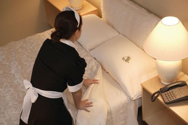 """Nghề dọn phòng khách sạn - người ngoài nghĩ """"đơn giản mà, ai chả làm được"""" cho tới khi nhìn thấy những hình ảnh này!  - Ảnh 1."""