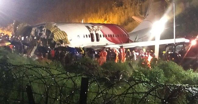 Nóng: Máy bay chở người từ vùng dịch về nước gặp nạn, ít nhất 17 người thiệt mạng, hàng trăm người bị thương - Ảnh 1.