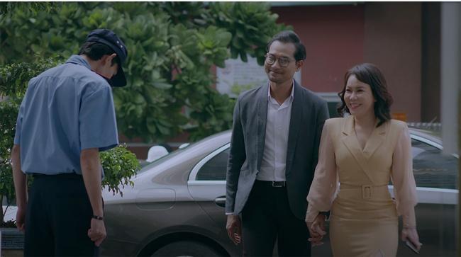 Lần đầu đóng webdrama nhưng Huỳnh Đông và Lan Phương âm thầm mang lại đắng cay cho Việt Hương - Ảnh 2.
