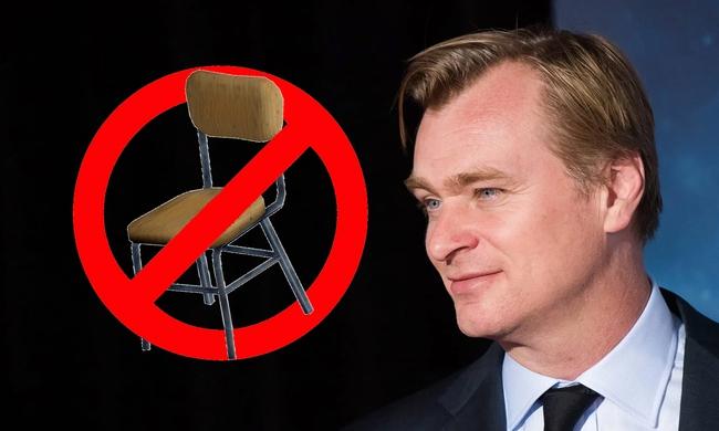 Đạo diễn Hollywood không cho phép phim trường xuất hiện bất kỳ chiếc ghế nào khi đang làm việc, lý do đằng sau khiến ai nấy bất ngờ - Ảnh 2.