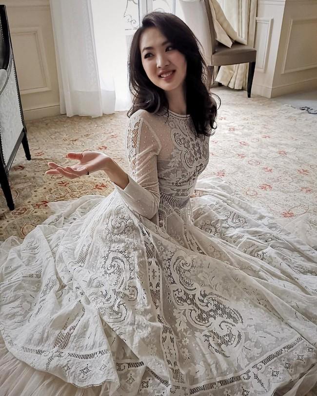 """Ngoài """"thiếu nữ thiên tài"""" vừa được biết đến, đế chế Huawei còn một cô gái tài năng không kém, đó chính là """"Công chúa Huawei"""" Annabel Yao - Ảnh 1."""