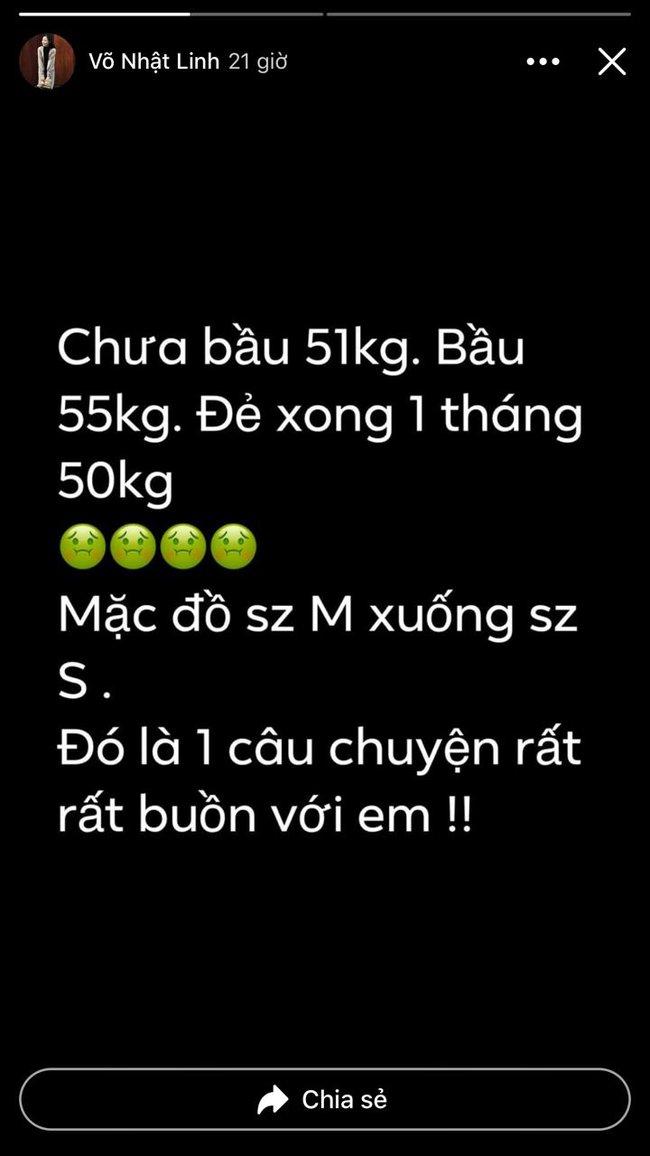 """Bà xã Phan Văn Đức than khổ vì mang thai tăng 4kg, sinh con 3,7kg, hội bỉm sữa rần rần xin bí quyết ăn """"vào con"""" - Ảnh 1."""
