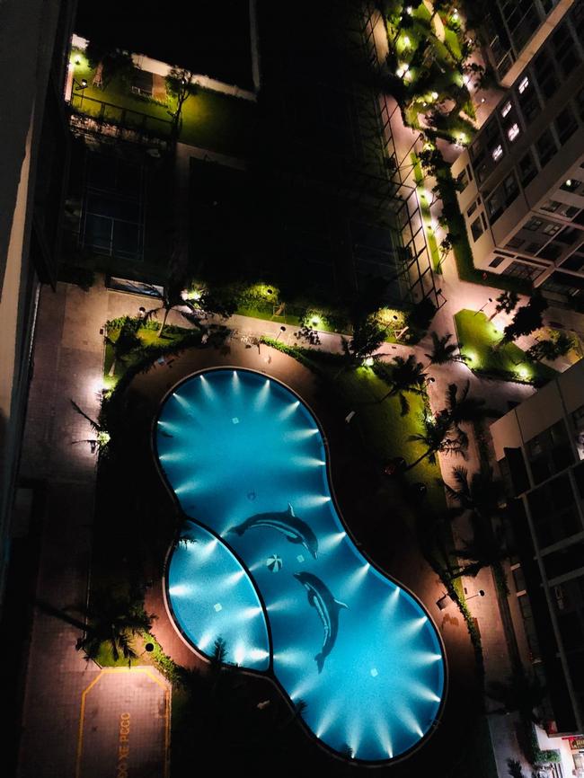 Căn hộ 43m² trang trí với màu sắc tươi sáng có chi phí hoàn thiện 100 triệu đồng ở Hà Nội - Ảnh 5.