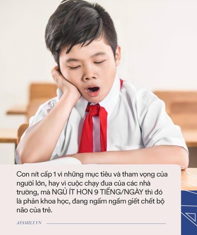Bài viết không lãng phí của bạn 1 giây nào khi đọc của Tiến sĩ giáo dục học gửi tới cha mẹ đang có con học cấp 1 trước thềm năm học mới - Ảnh 3.