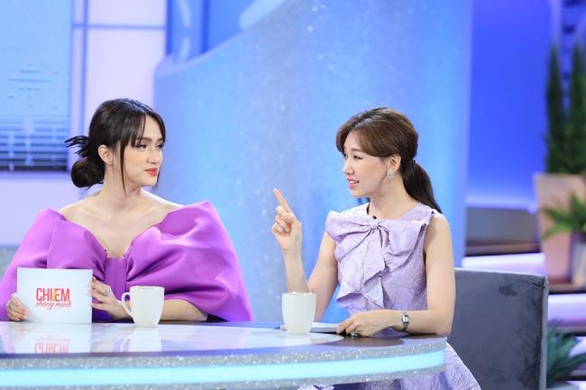 Hương Giang bị mẹ phản đối yêu CEO giàu có, không cho đi nước ngoài làm dâu, chính là nói tới Matt Liu - Ảnh 7.