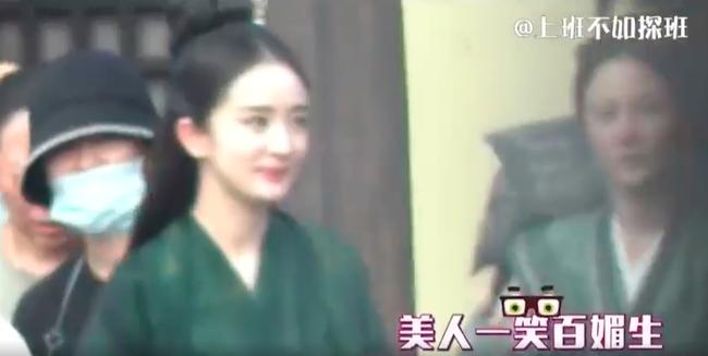 """""""Hộc Châu phu nhân"""": Lộ thêm tạo hình nữ tính của Dương Mịch nhưng trang phục, đầu tóc cứ già dặn thế nào ấy - Ảnh 5."""
