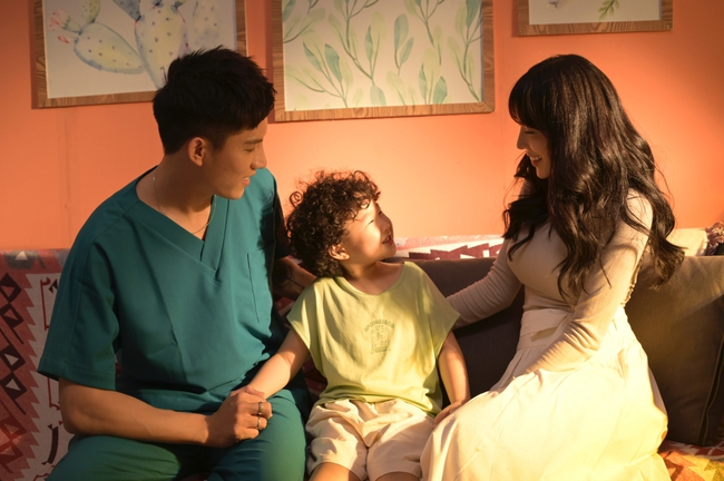 LyLy và Anh Tú gây xúc động với chuyện tình yêu của bác sĩ nơi tuyến đầu chống dịch Covid-19 - Ảnh 5.