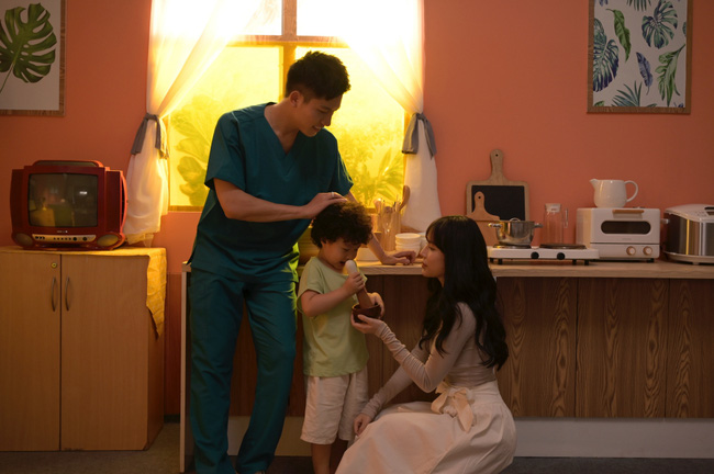 LyLy và Anh Tú gây xúc động với chuyện tình yêu của bác sĩ nơi tuyến đầu chống dịch Covid-19 - Ảnh 10.