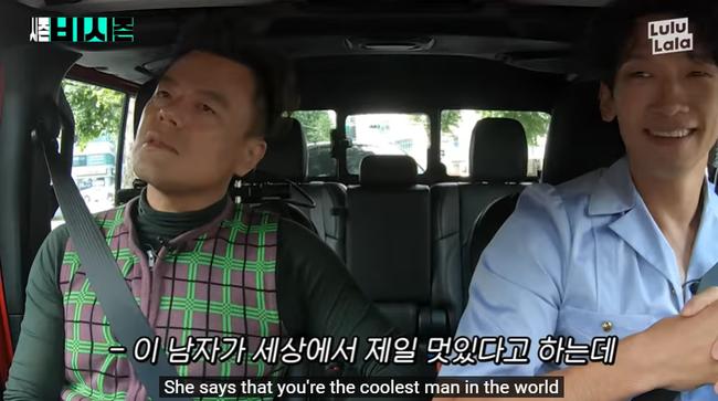 Chủ tịch JYP tiết lộ chuyện Kim Tae Hee luôn băn khoăn vì sao Bi Rain có thể trở thành chồng của cô - Ảnh 1.