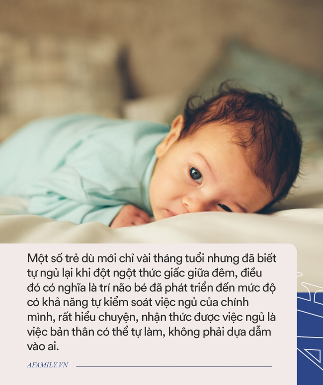 Trẻ dưới 1 tuổi có 3 hành động này trong khi ngủ chứng tỏ rất thông minh - Ảnh 3.