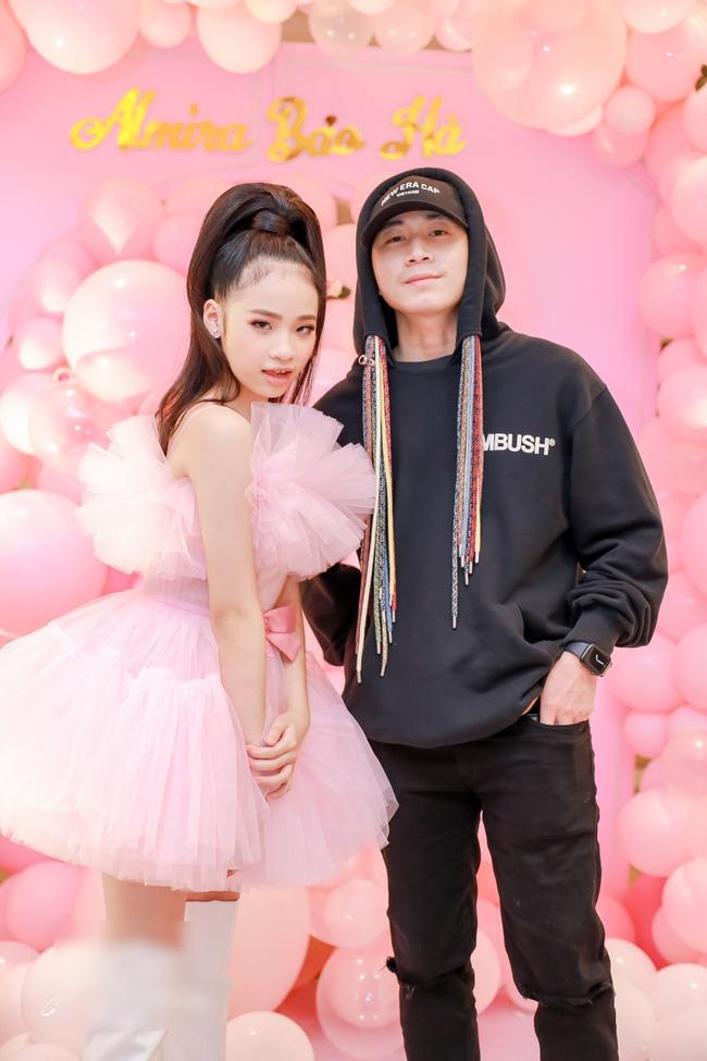 Siêu mẫu Võ Hoàng Yến cùng dàn sao Việt choáng ngợp với tiệc sinh nhật lộng lẫy của mẫu nhí 11 tuổi - Ảnh 6.
