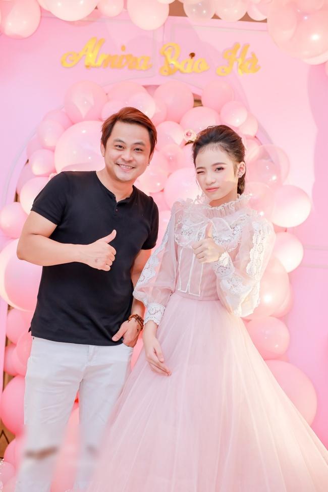 Siêu mẫu Võ Hoàng Yến cùng dàn sao Việt choáng ngợp với tiệc sinh nhật lộng lẫy của mẫu nhí 11 tuổi - Ảnh 10.