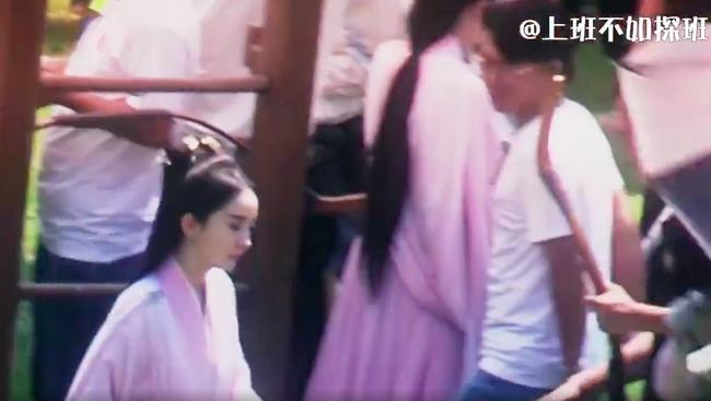 """""""Hộc Châu Phu nhân"""": Dương Mịch cực nữ tính bên Trần Vỹ Đình, có cả diễn viên đóng thế xuất hiện - Ảnh 7."""