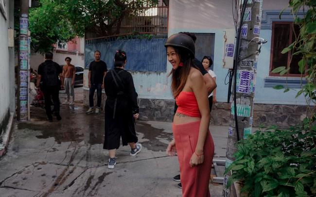 """Những khoảnh khắc """"bầu cực ngầu"""" của HLV Rap Việt Suboi, dân mạng tặng danh hiệu """"mẹ bầu cá tính nhất showbiz"""" quả không ngoa - Ảnh 10."""