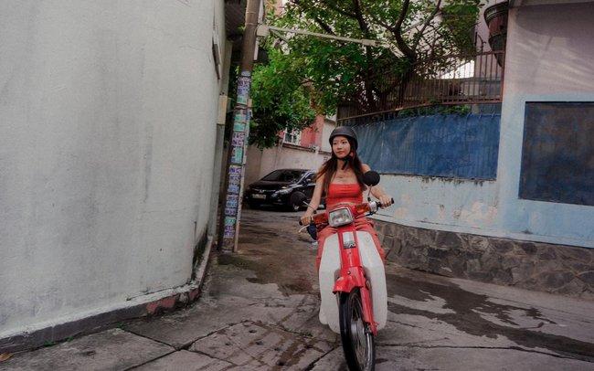 """Những khoảnh khắc """"bầu cực ngầu"""" của HLV Rap Việt Suboi, dân mạng tặng danh hiệu """"mẹ bầu cá tính nhất showbiz"""" quả không ngoa - Ảnh 8."""