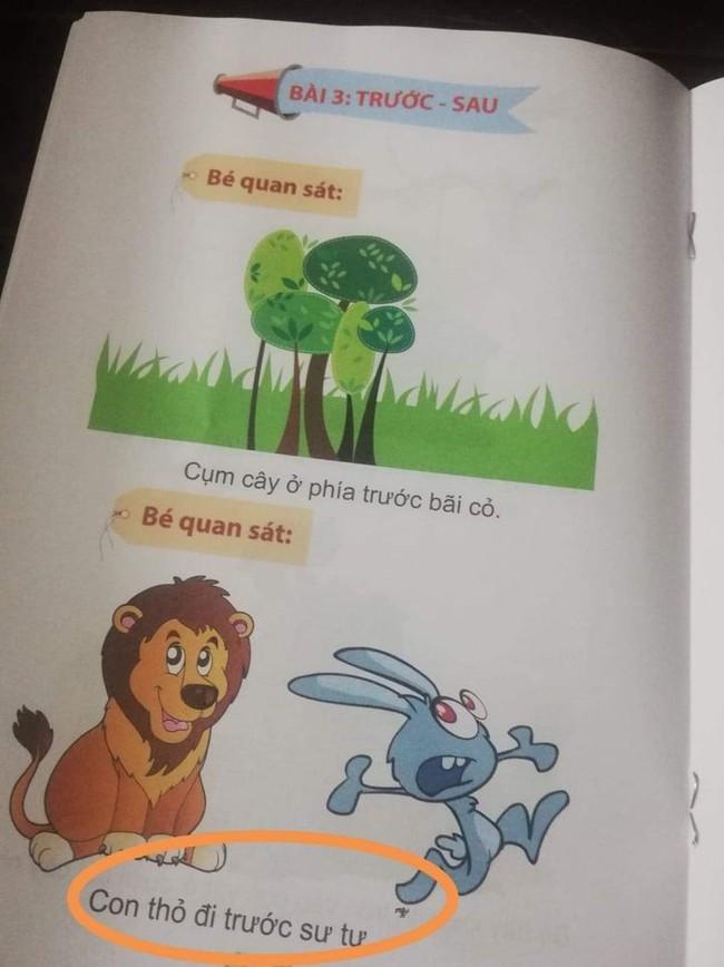 """Phụ huynh choáng váng trước bộ sách sai tùm lùm: """"Con bò"""" thì viết thành """"con bì"""", dạy về xe máy thì cho hẳn xe đạp làm hình minh họa! - Ảnh 5."""