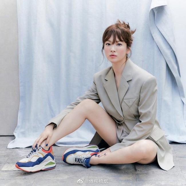 """Truyền thông phân tích sự giàu có """"khôn ngoan"""" của Song Hye Kyo: Không chỉ sở hữu khối tài sản khổng lồ mà còn đầu tư và chi tiêu cực kỳ thông minh - Ảnh 3."""