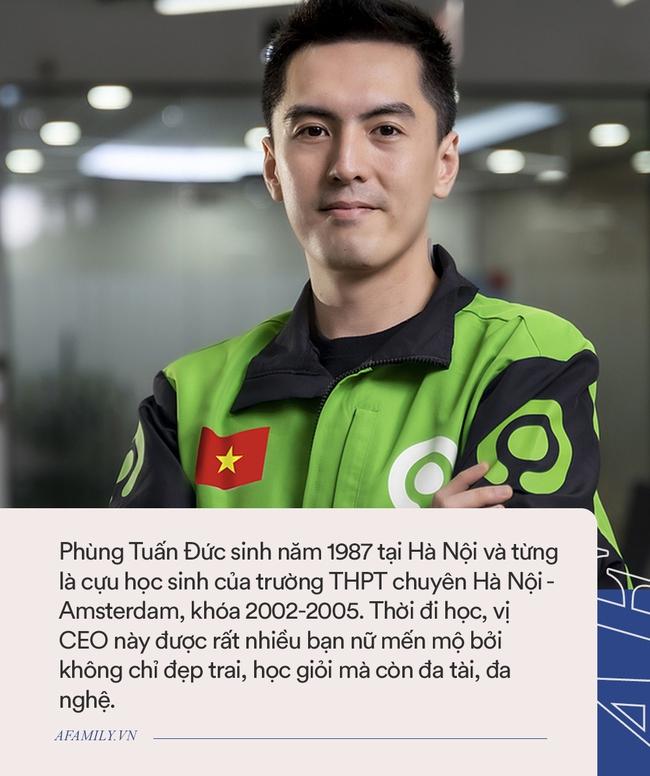 CEO Gojek Việt Nam nổi như cồn vì đẹp trai như tài tử điện ảnh, tuy nhiên học vấn cực khủng của anh mới là điều khiến ai nấy đổ rạp - Ảnh 2.