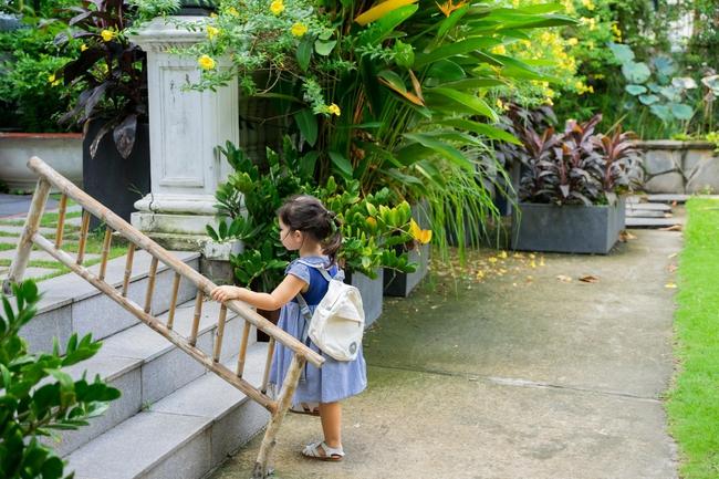 """Myla đi học gần 1 tháng, Hà Anh mới tiết lộ lý do chọn trường mẫu giáo cực """"chất"""" này cho con, nghe kể thôi cũng đã mê đắm lắm rồi - Ảnh 2."""