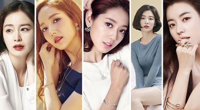 """BXH mỹ nhân Hàn Quốc đẹp nhất trong mắt người nước ngoài: Son Ye Jin và Suzy bất ngờ về chót, """"trùm cuối hóa ra là người này - Ảnh 1."""